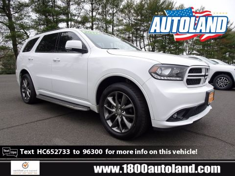 Certified Pre-Owned 2017 Dodge Durango GT AWD Sport Utility