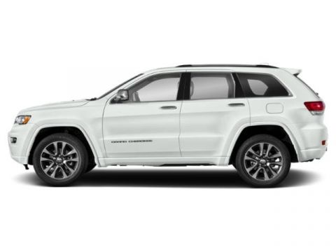 New 2020 JEEP Grand Cherokee Overland 4x4 Sport Utility