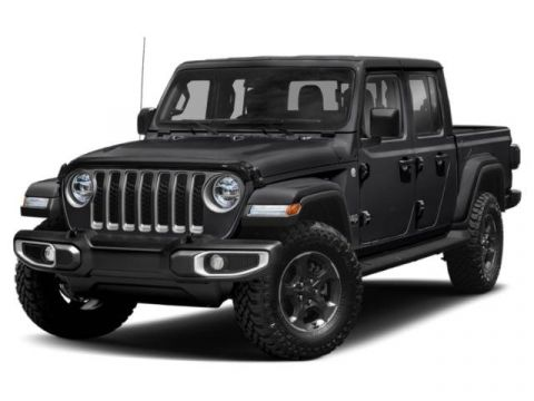 New 2020 JEEP Gladiator Rubicon 4x4 Crew Cab