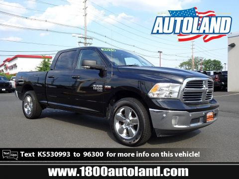 Certified Pre-Owned 2019 Ram 1500 Classic Big Horn 4WD Crew Cab Pickup