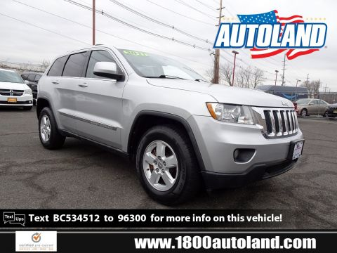 Certified Pre-Owned 2011 Jeep Grand Cherokee Laredo 4WD Sport Utility