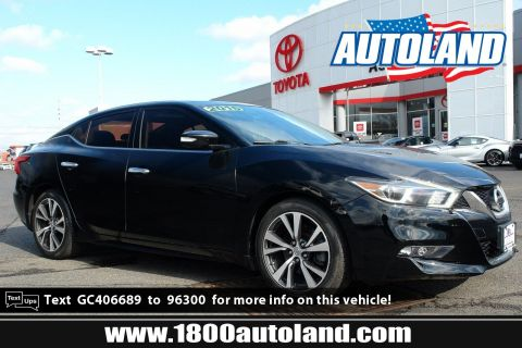 Pre-Owned 2016 Nissan Maxima 3.5 SL FWD 4dr Car
