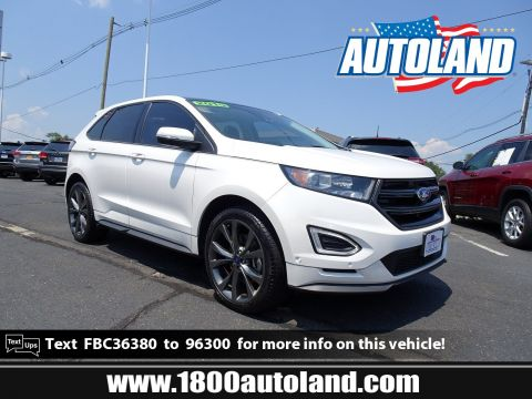 Pre-Owned 2015 Ford Edge Sport AWD Sport Utility