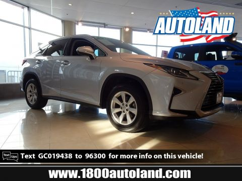 Pre-Owned 2016 Lexus RX 350 350 AWD Sport Utility