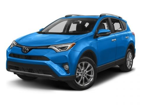 Pre-Owned 2017 Toyota RAV4 Limited AWD Sport Utility