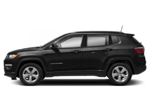New 2019 JEEP Compass Latitude 4x4 Sport Utility