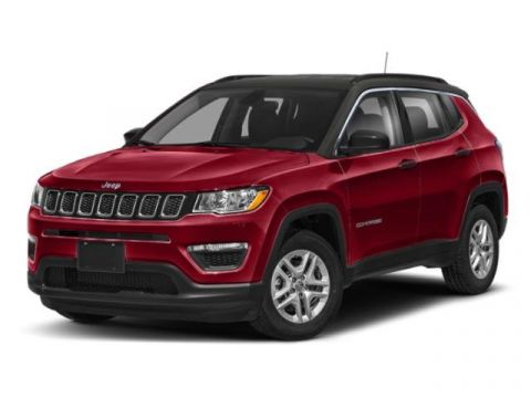 New 2020 JEEP Compass Latitude 4x4 Sport Utility