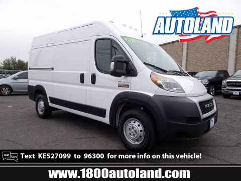 2019 Ram ProMaster Cargo Van High Roof