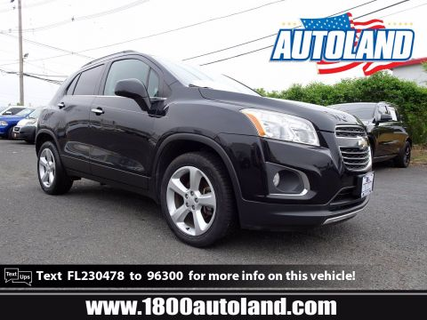 Pre-Owned 2015 Chevrolet Trax LTZ AWD Sport Utility