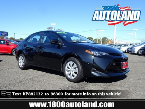 Pre-Owned 2019 Toyota Corolla LE FWD 4dr Car