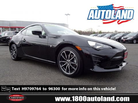 Pre-Owned 2017 Toyota 86 RWD 2dr Car
