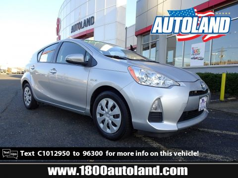 Pre-Owned 2012 Toyota Prius c One FWD Hatchback