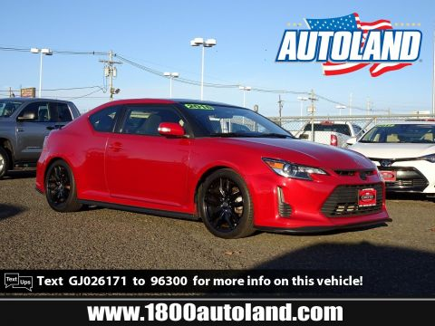 Pre-Owned 2016 Scion tC Release Series 10.0 FWD 2dr Car