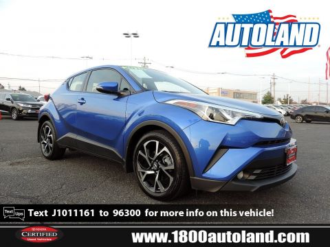 Pre-Owned 2018 Toyota C-HR XLE Premium FWD Sport Utility