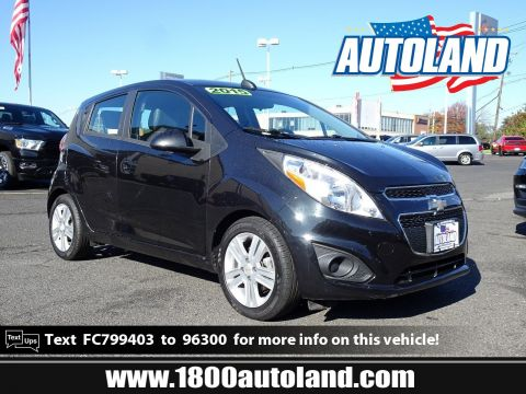 Pre-Owned 2015 Chevrolet Spark LT FWD Hatchback