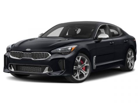 Pre-Owned 2018 Kia Stinger Base RWD 4dr Car