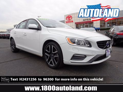 Pre-Owned 2017 Volvo S60 Dynamic FWD 4dr Car