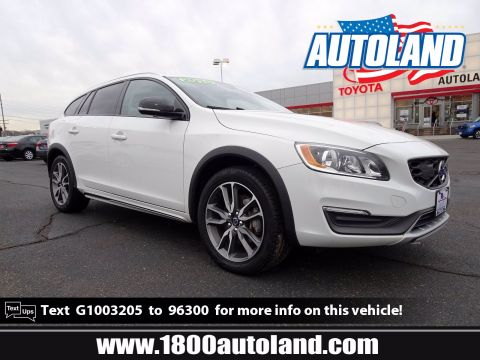 Pre-Owned 2016 Volvo V60 Cross Country T5 AWD Station Wagon